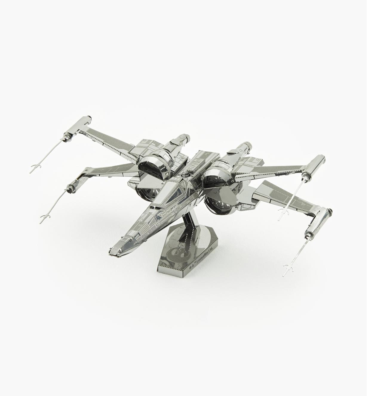45K4123 - Star Wars: The Force Awakens Metal Model Kit -Poe Dameron's X-Wing
