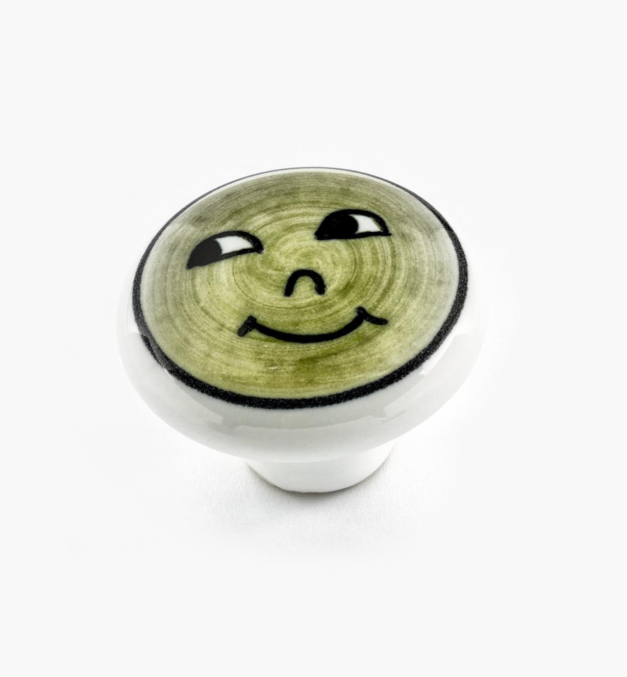 00W5305 - Green Face Knob