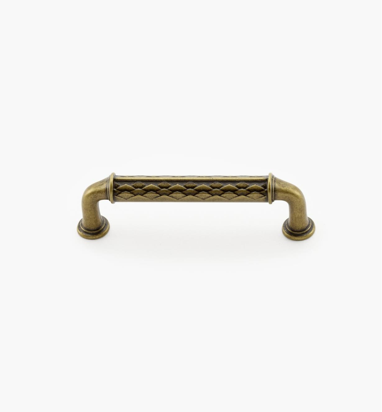 02A1241 - Antique Brass Handle