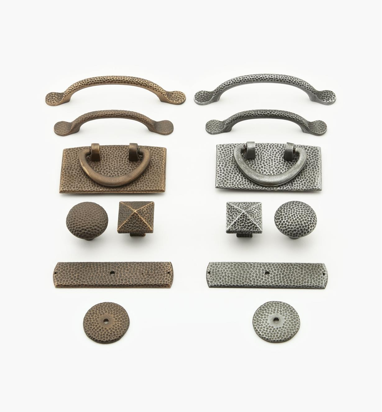 Cast Bronze Hardware