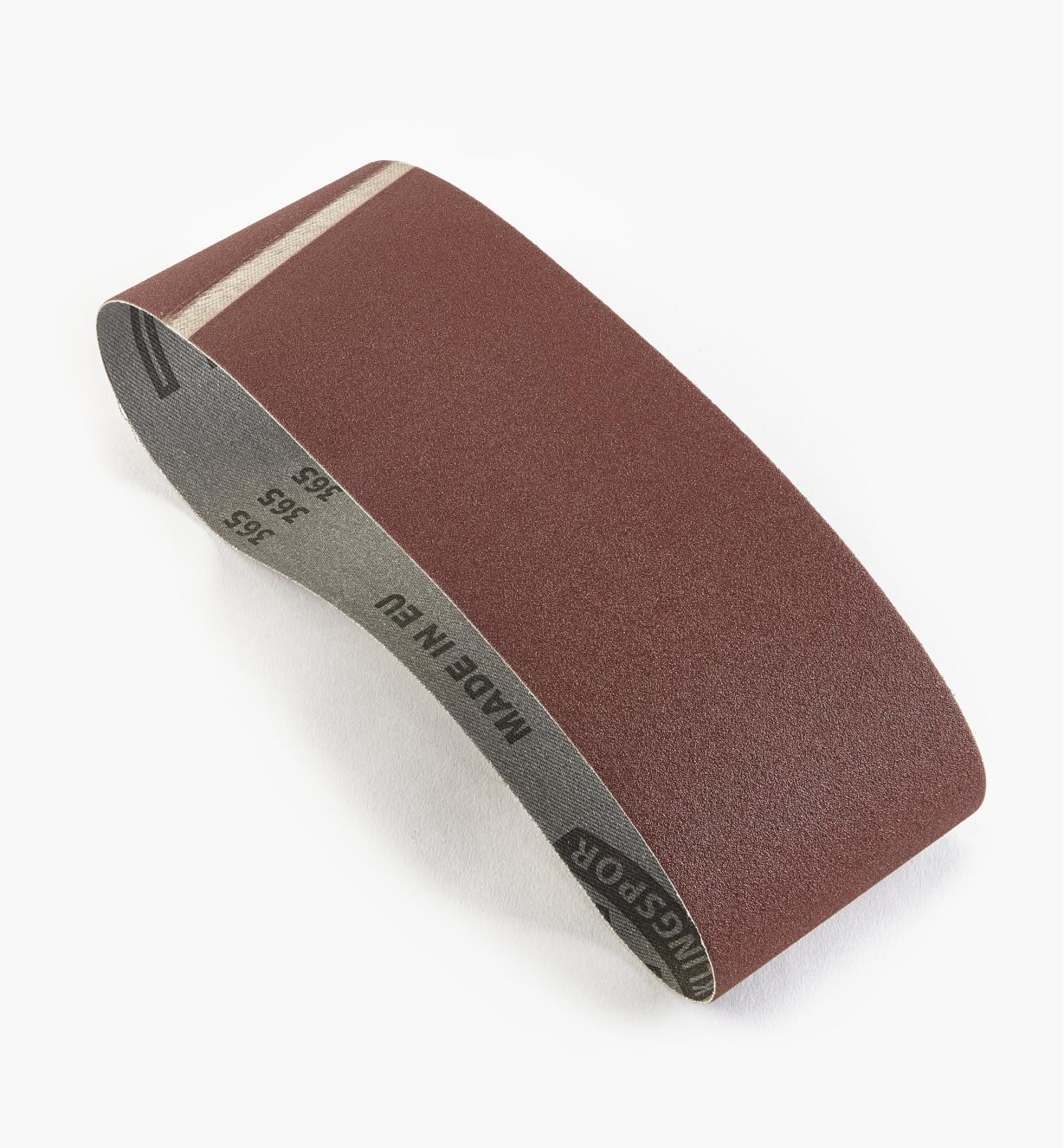68Z32115 - Courroiede grain 150, 3pox21po, l'unité