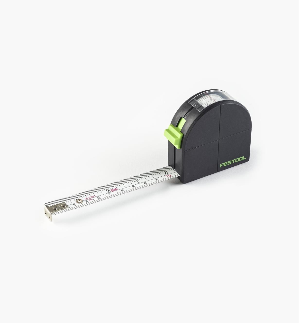 ZA495415 - Festool Tape Measure, Metric/Imperial