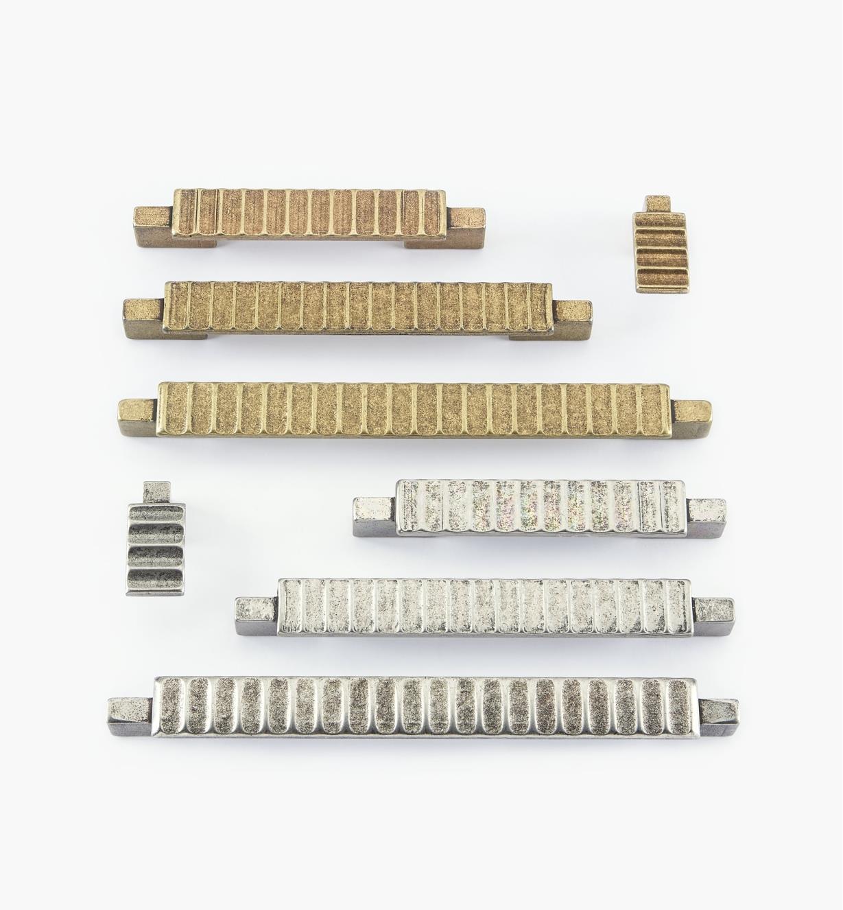 Rustic Bridge Hardware
