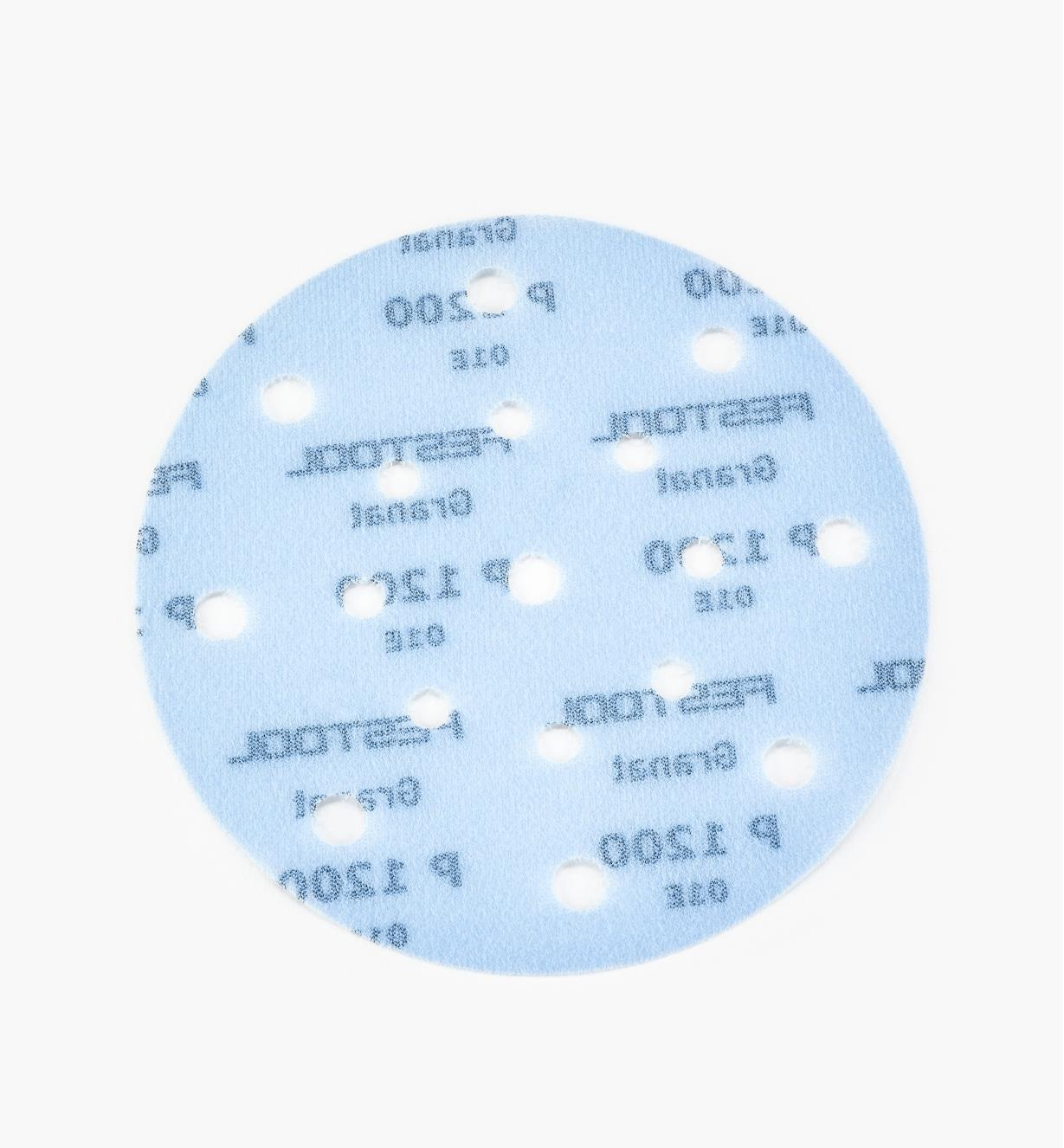 ZA496991S - Granat (P 1200), Qty. 10