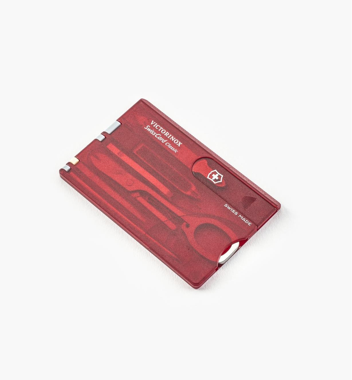 33N0770 - Victorinox Swiss Card