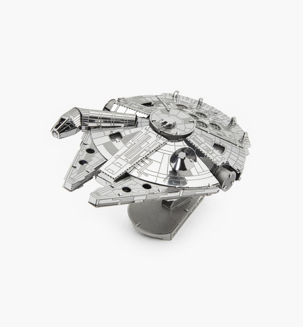 45K4050 - Star Wars: A New Hope Metal Model Kits - Millennium Falcon