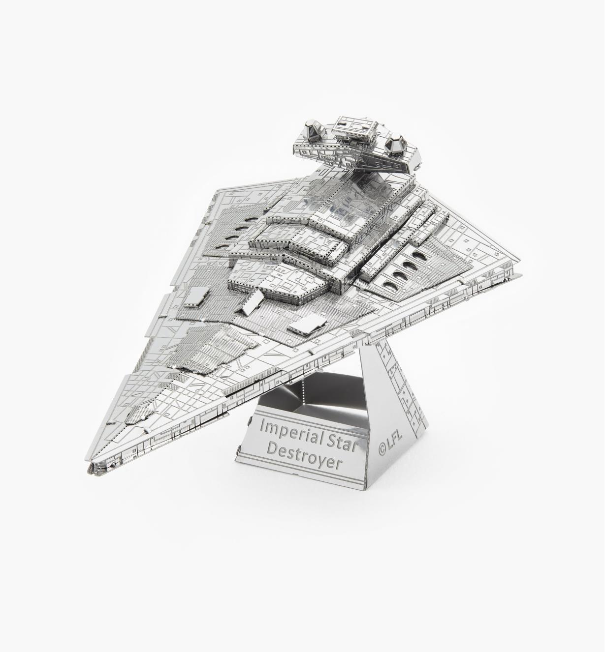 45K4059 - Star Wars: A New Hope Metal Model Kits - Imperial Star Destroyer