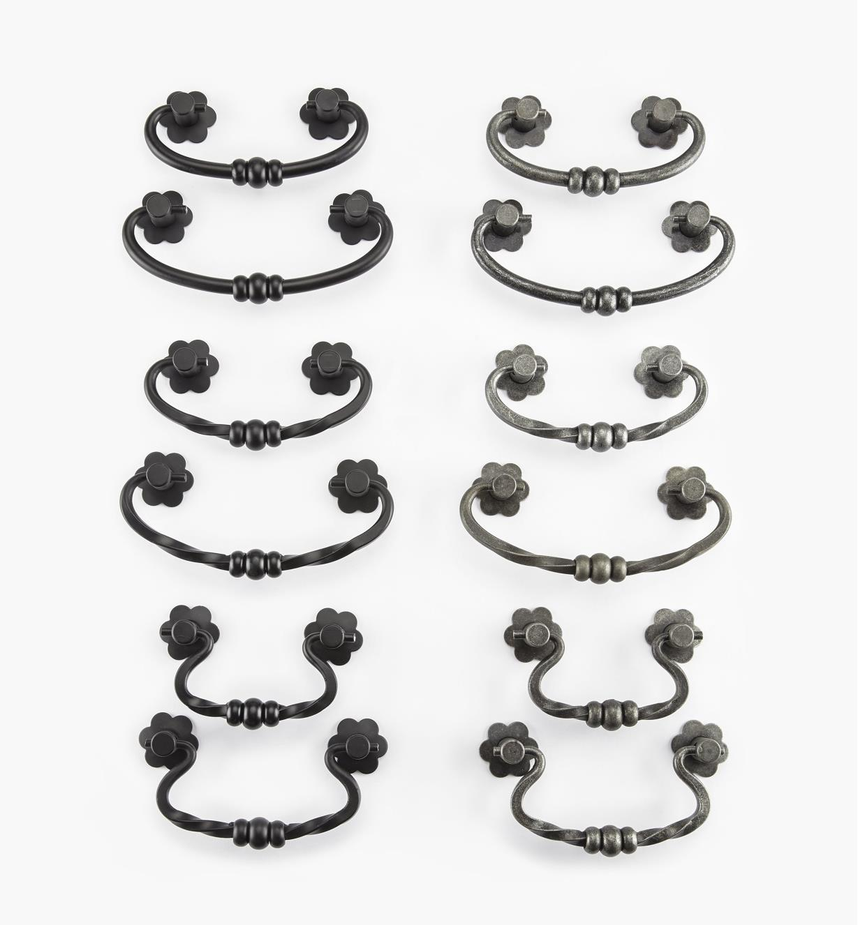 Steel Three-Bead Pulls