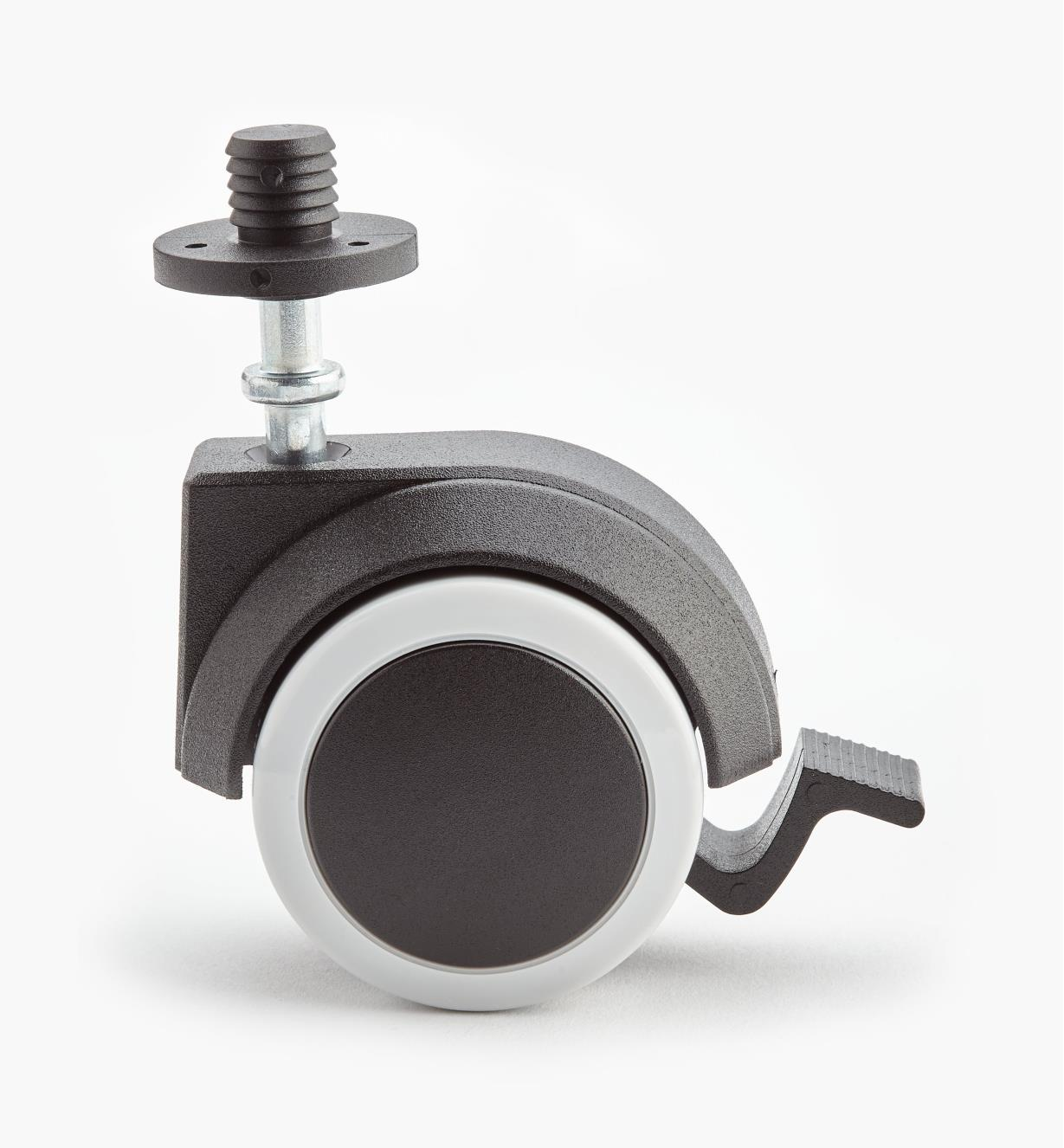 00K2741 - Stem-Mount Caster (with brake), each