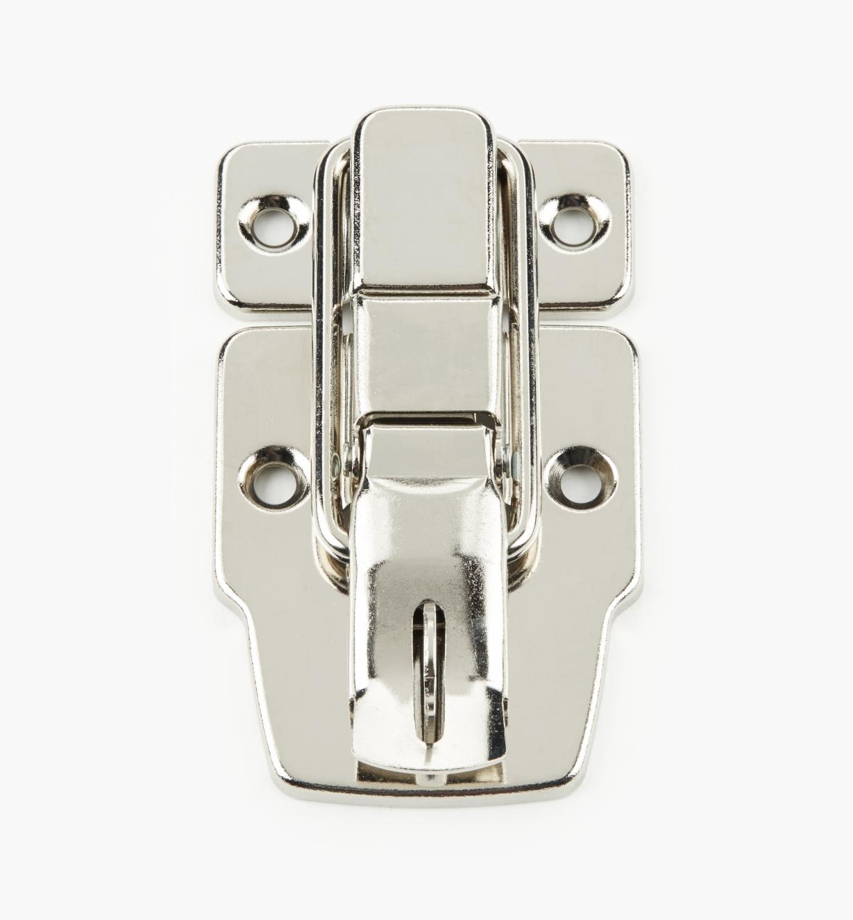 00S5540 - Nickel Plate Lockable Latch