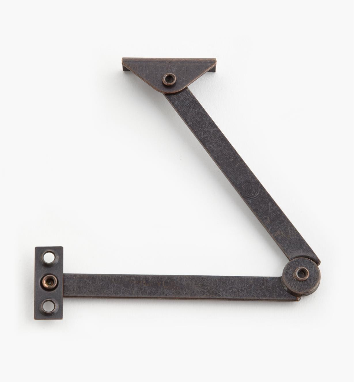 00T0710 - Right-Hand Bronze Standard Stay