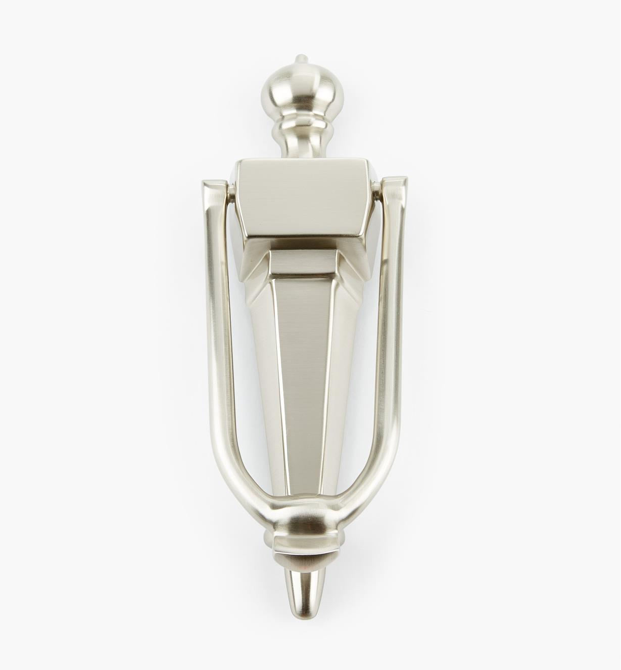 00W0830 - Satin Nickel Century Door Knocker