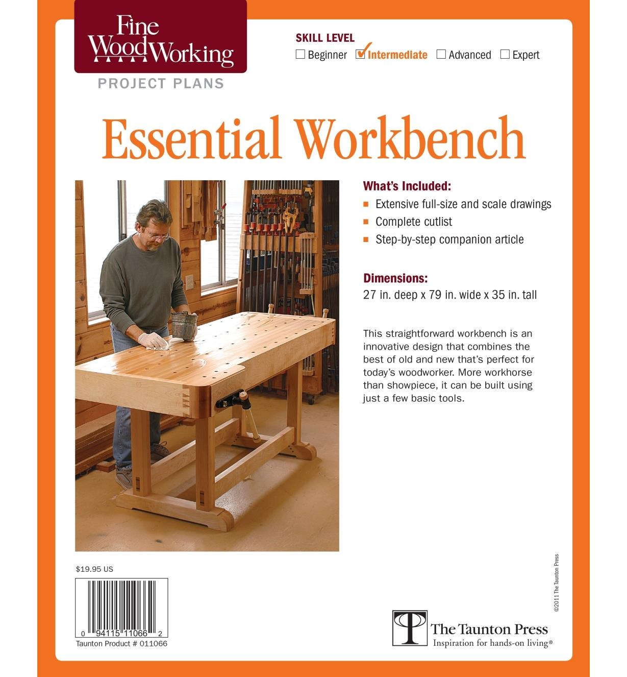 73L2501 - Essential Workbench Plan