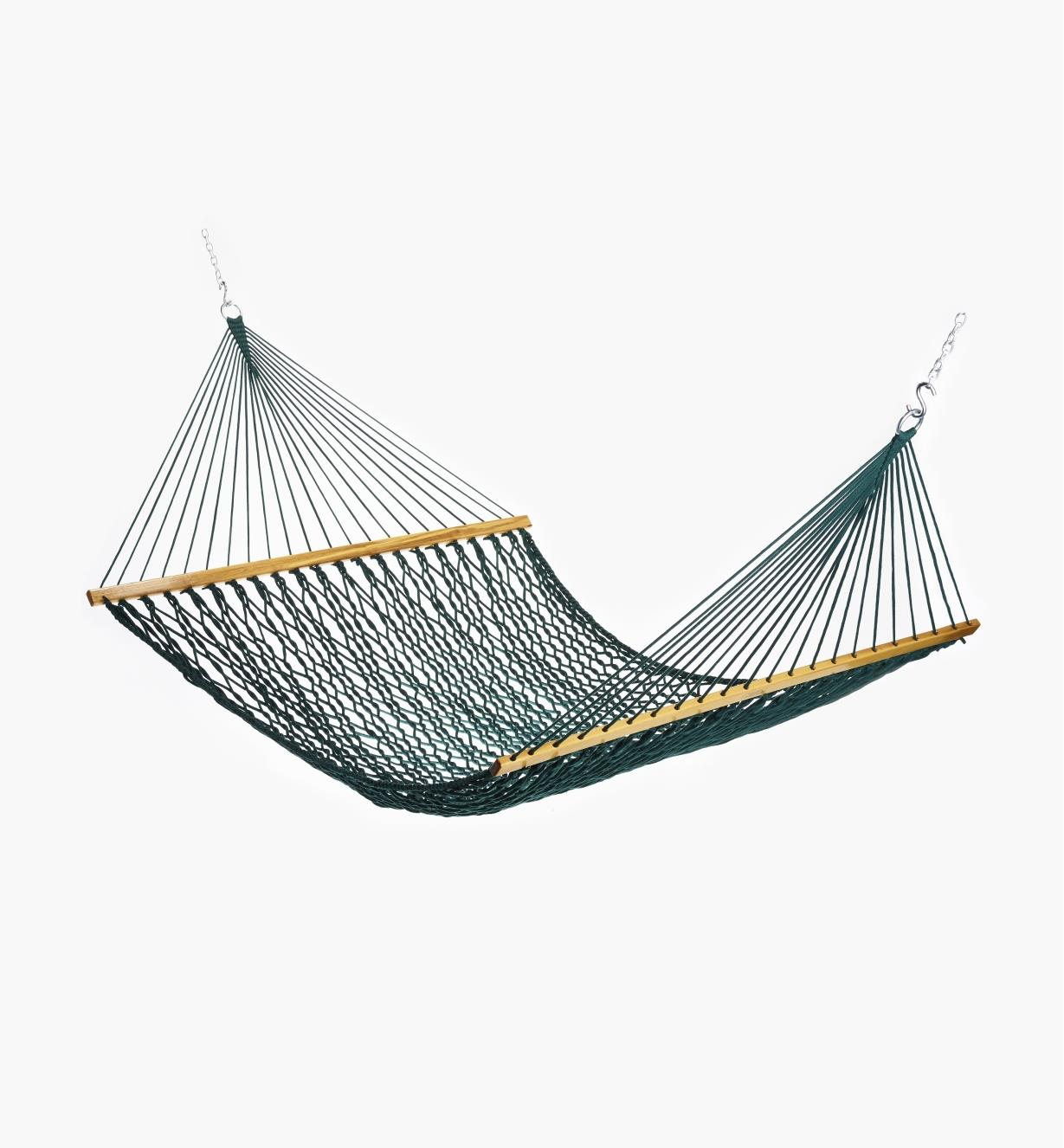 XK220 - Polyester Hammock only, Green