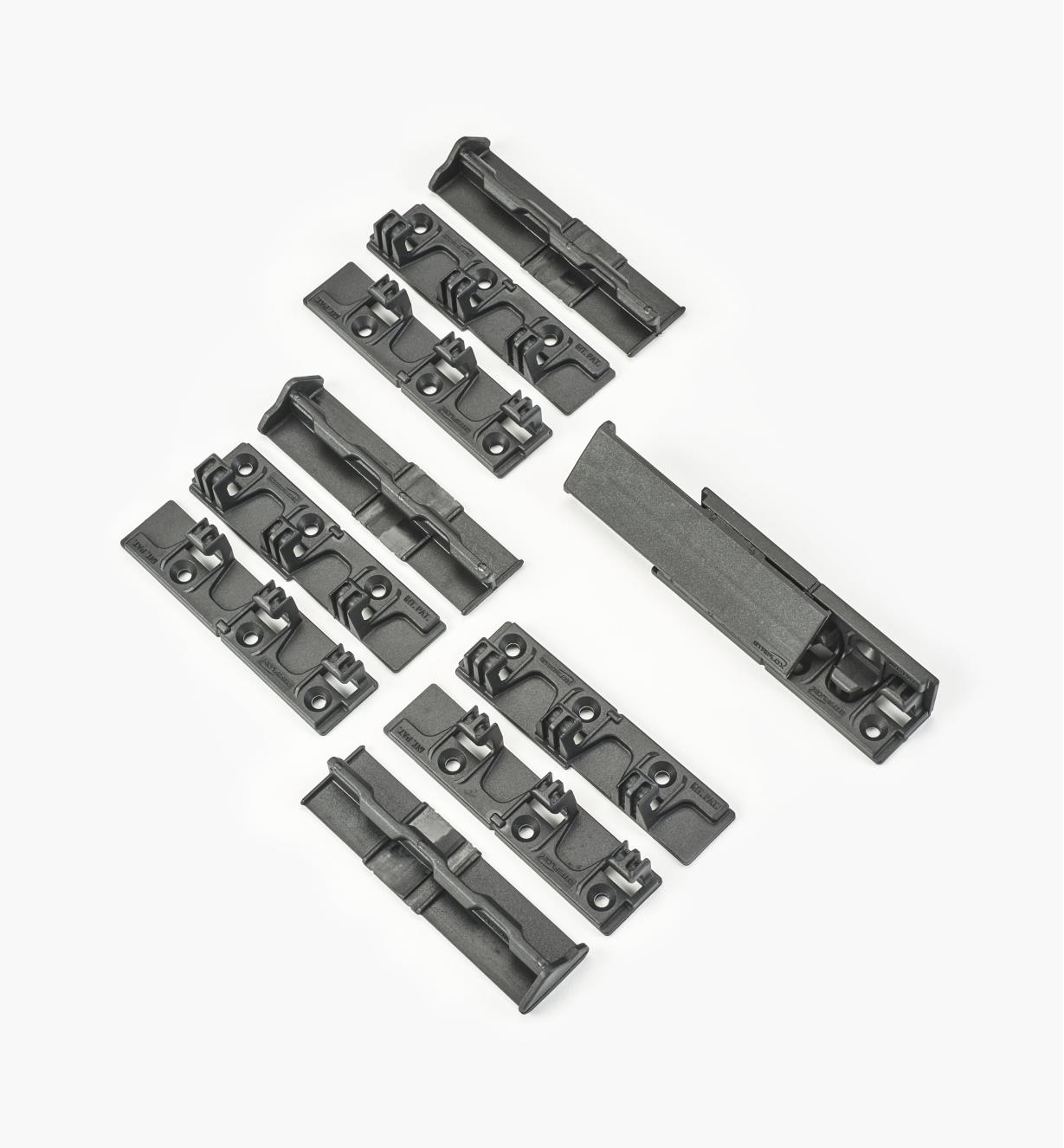 00S0188 - Large Striplox 90° Panel Connector, pkg. of 4