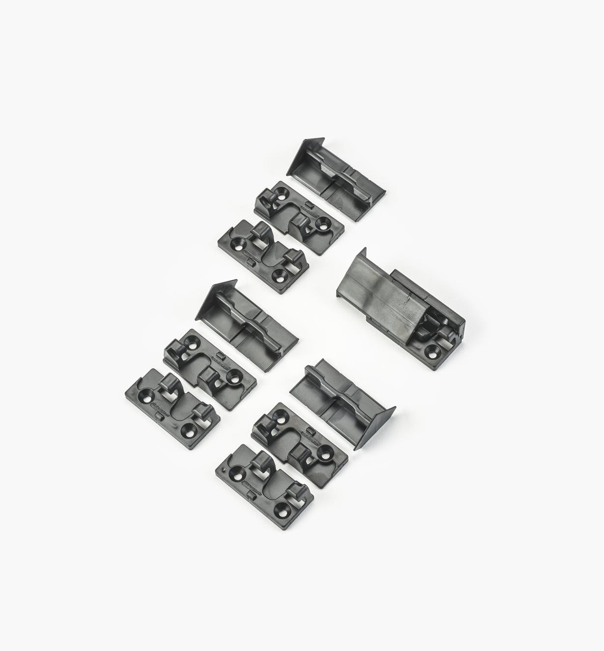 00S0189 - Small Striplox 90° Panel Connector, pkg. of 4