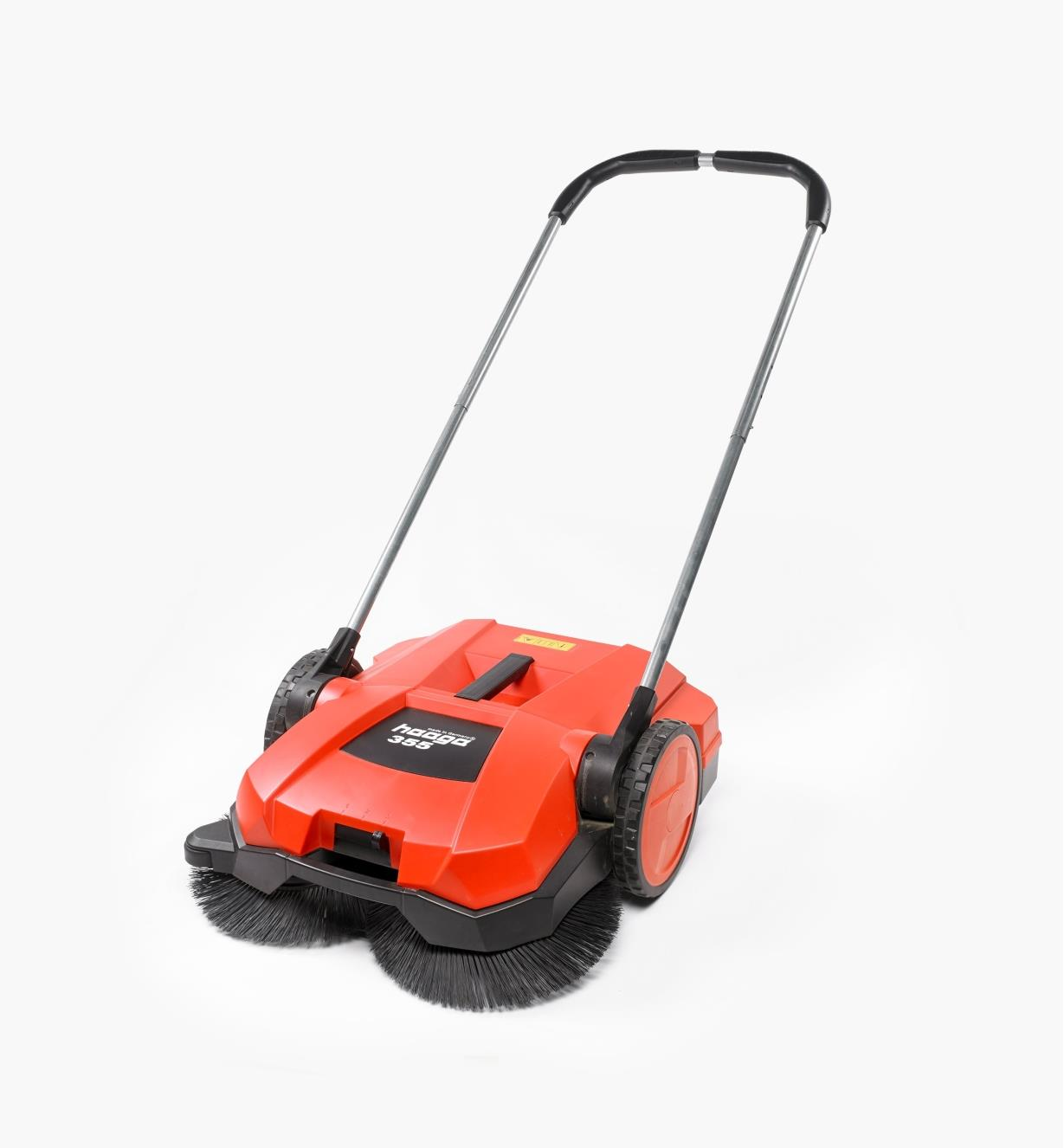 XH701 - Dual Brush Sweeper