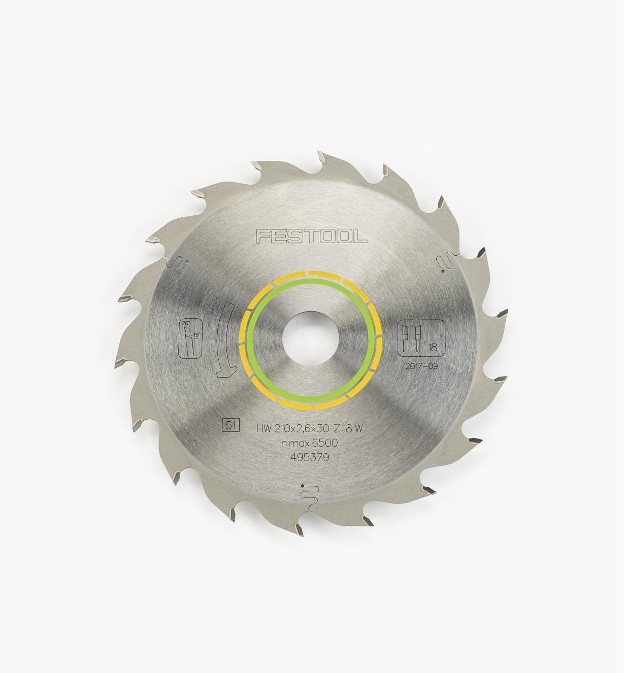 ZA495379 - Standard TS 75 Saw Blade