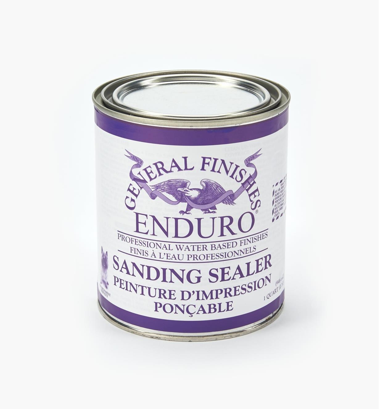 56Z1600 - Sanding Sealer, quart