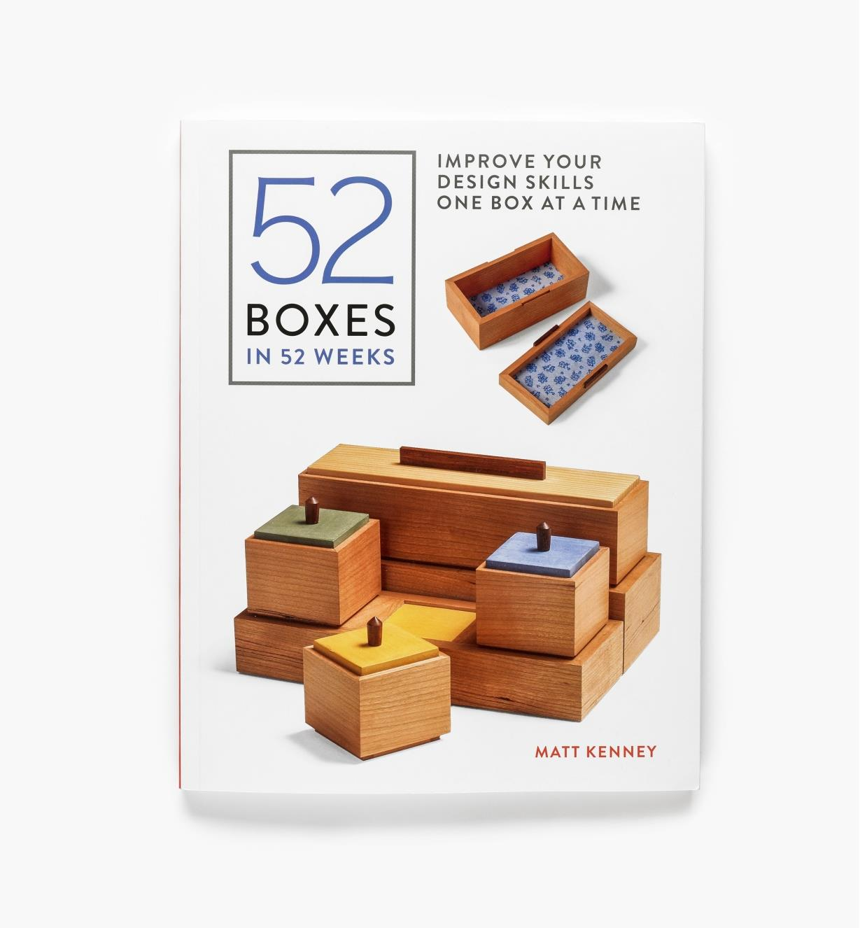 73L0131 - 52 Boxes in 52 Weeks