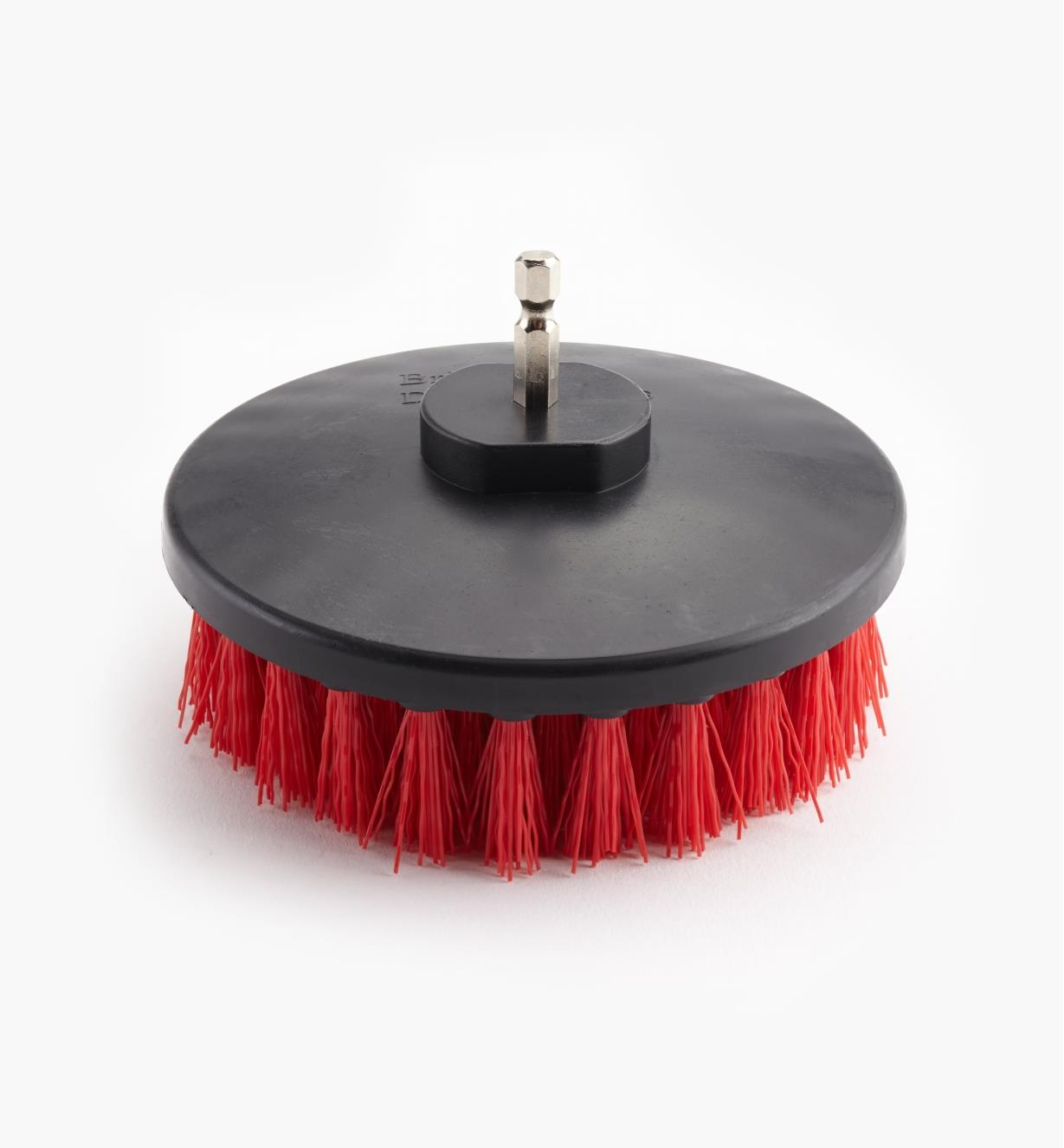 SA150 - Brosse ronde pour perceuse Drill Brush, ridigité moyenne