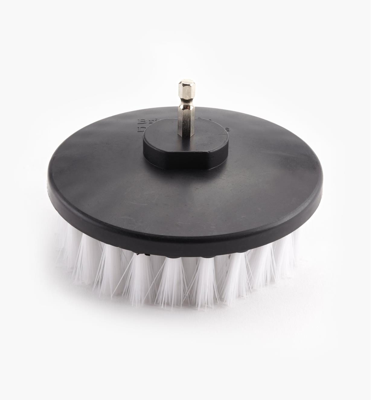 SA151 - Brosse ronde pour perceuse Drill Brush, poils doux