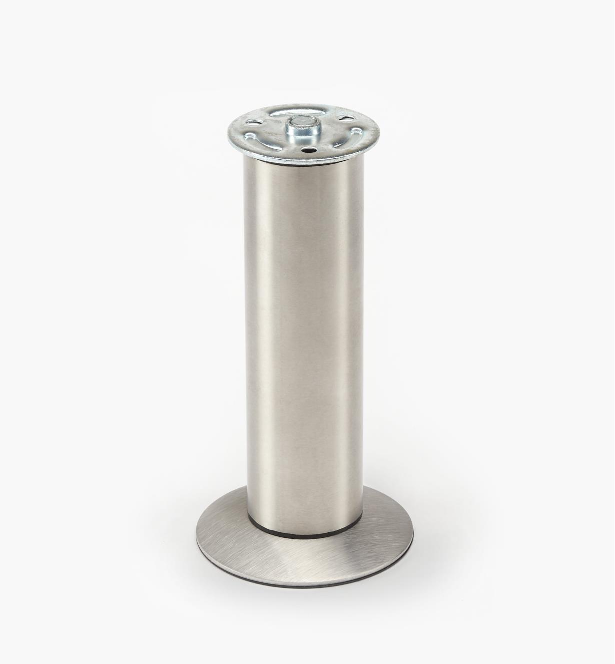 "00S8147 - Stainless-Steel Furniture 150mm (5 3/4"") Leg"