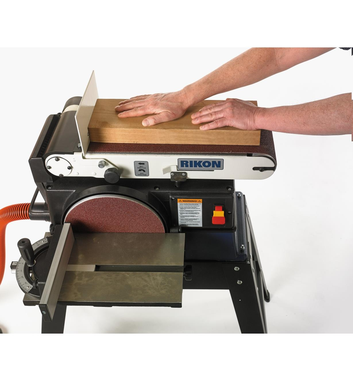 Rikon Combination Belt Disc Sander Lee Valley Tools