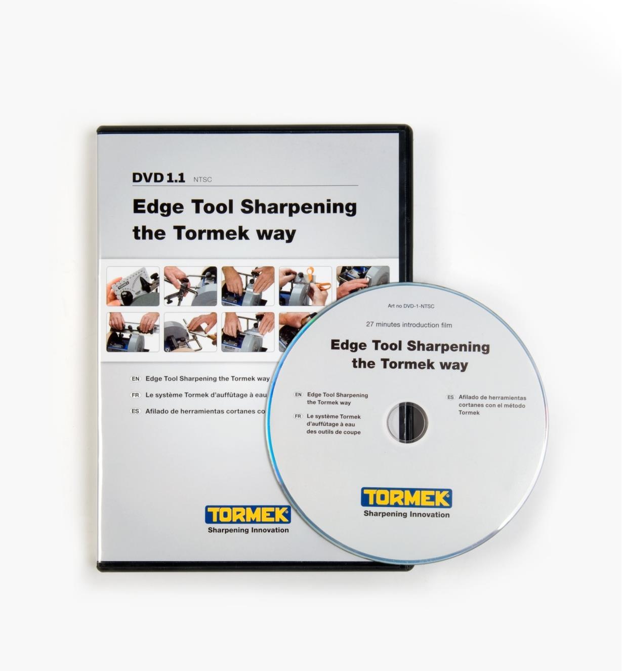 68M0160 - Instructional DVD