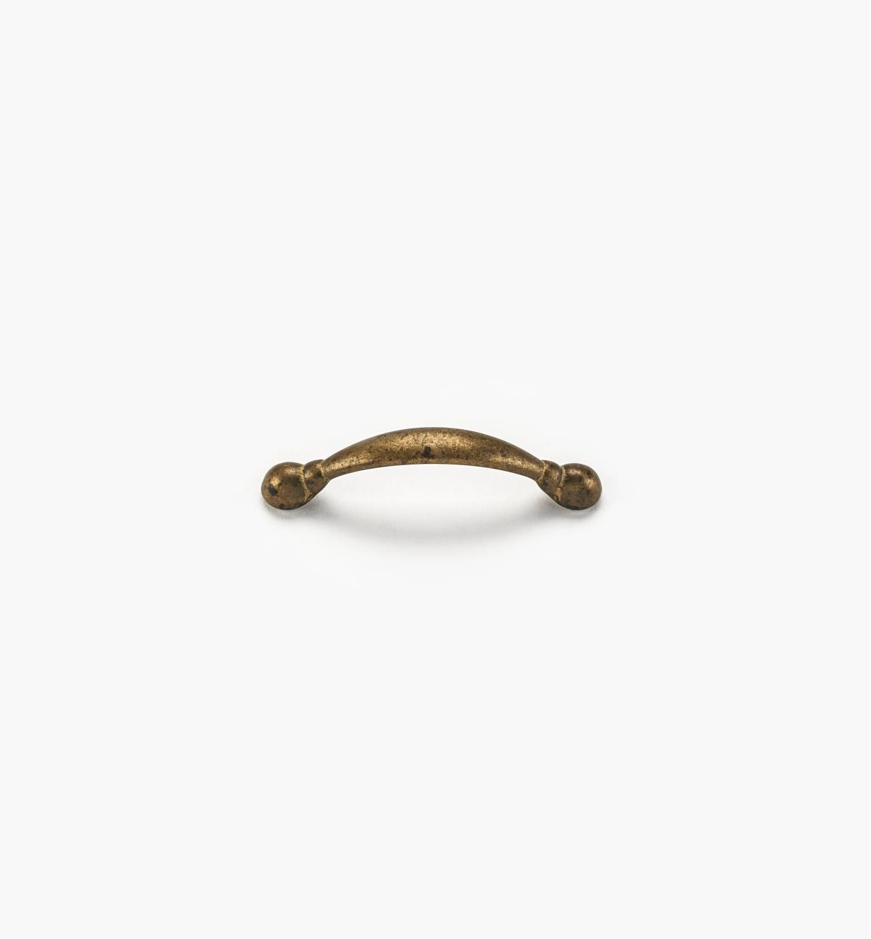 00A2911 - 64mm Old Brass Handle