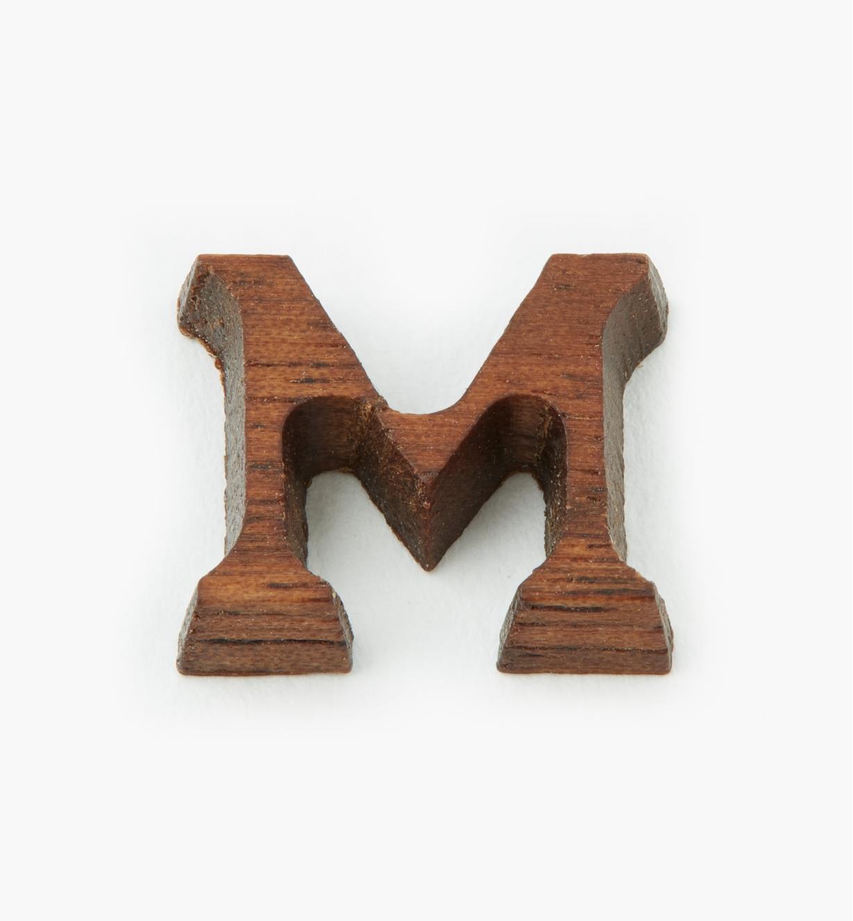 "41K05M - 1/2"" Letter-M"