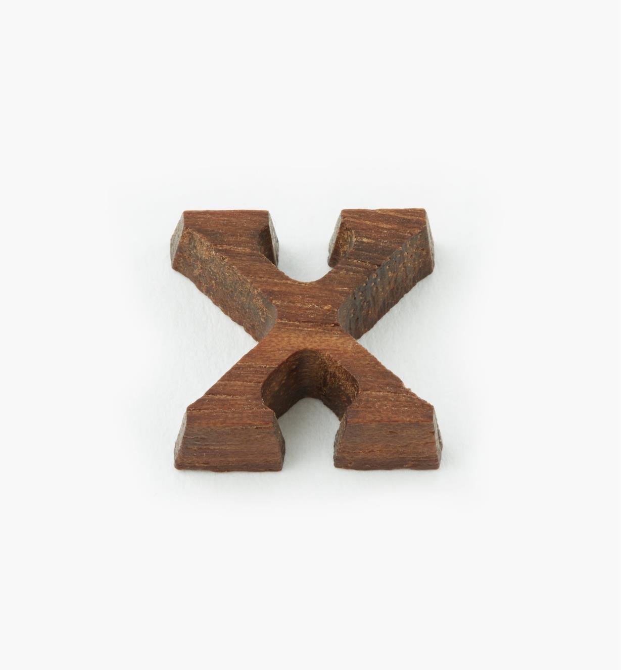 41K05X - LettreX–1/2po