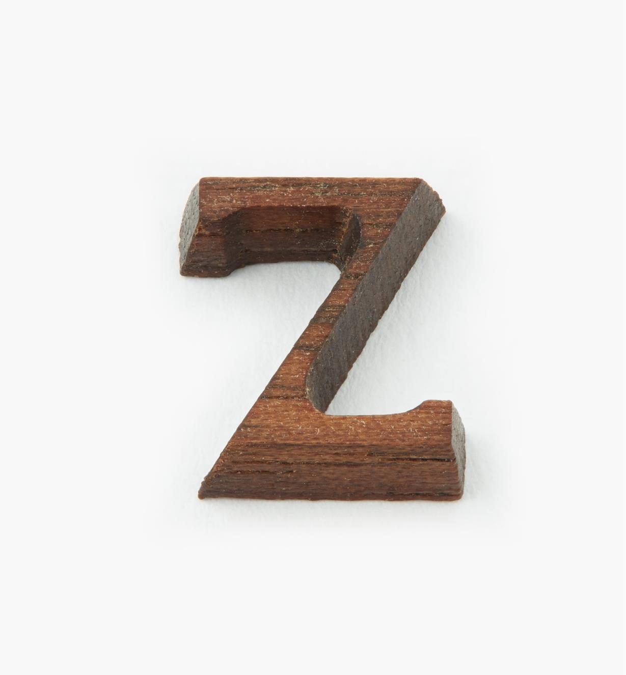 41K05Z - LettreZ–1/2po