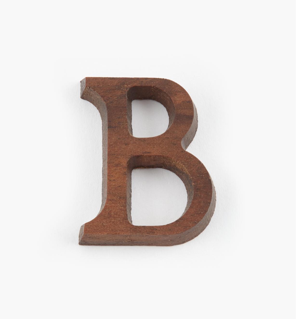"""41K07B - 1"""" Letter-B"""