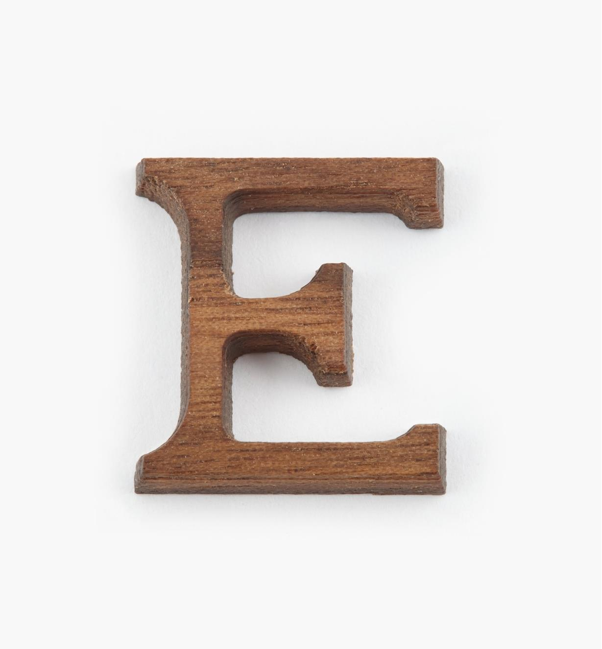 """41K07E - 1"""" Letter-E"""