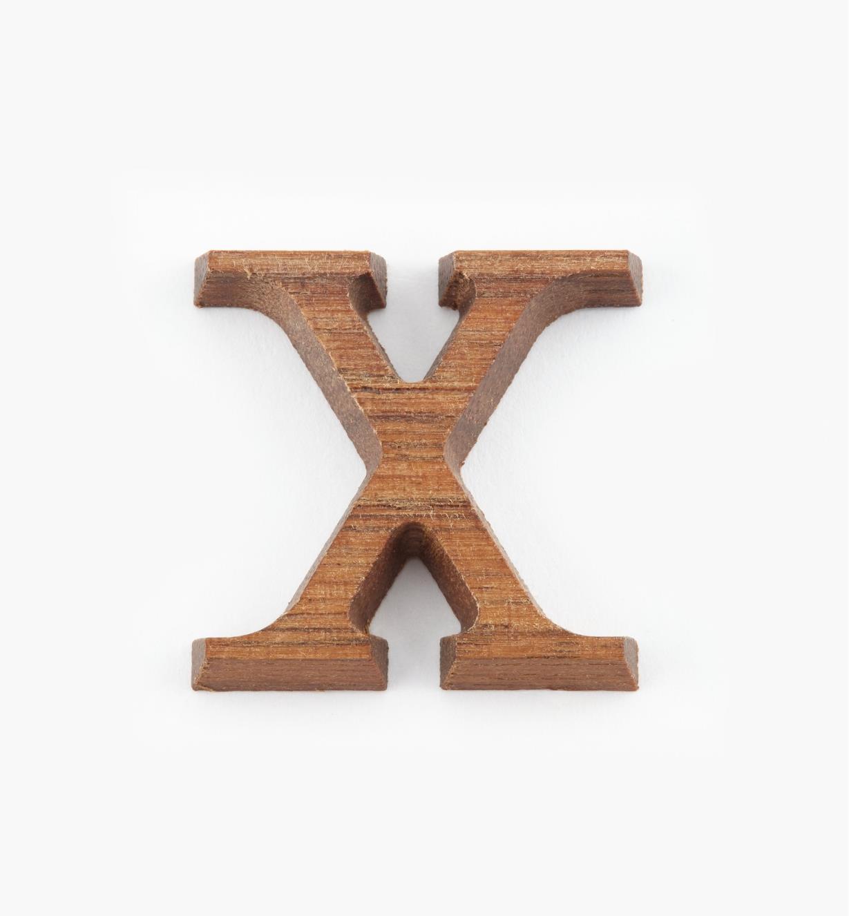 41K07X - LettreX–1po