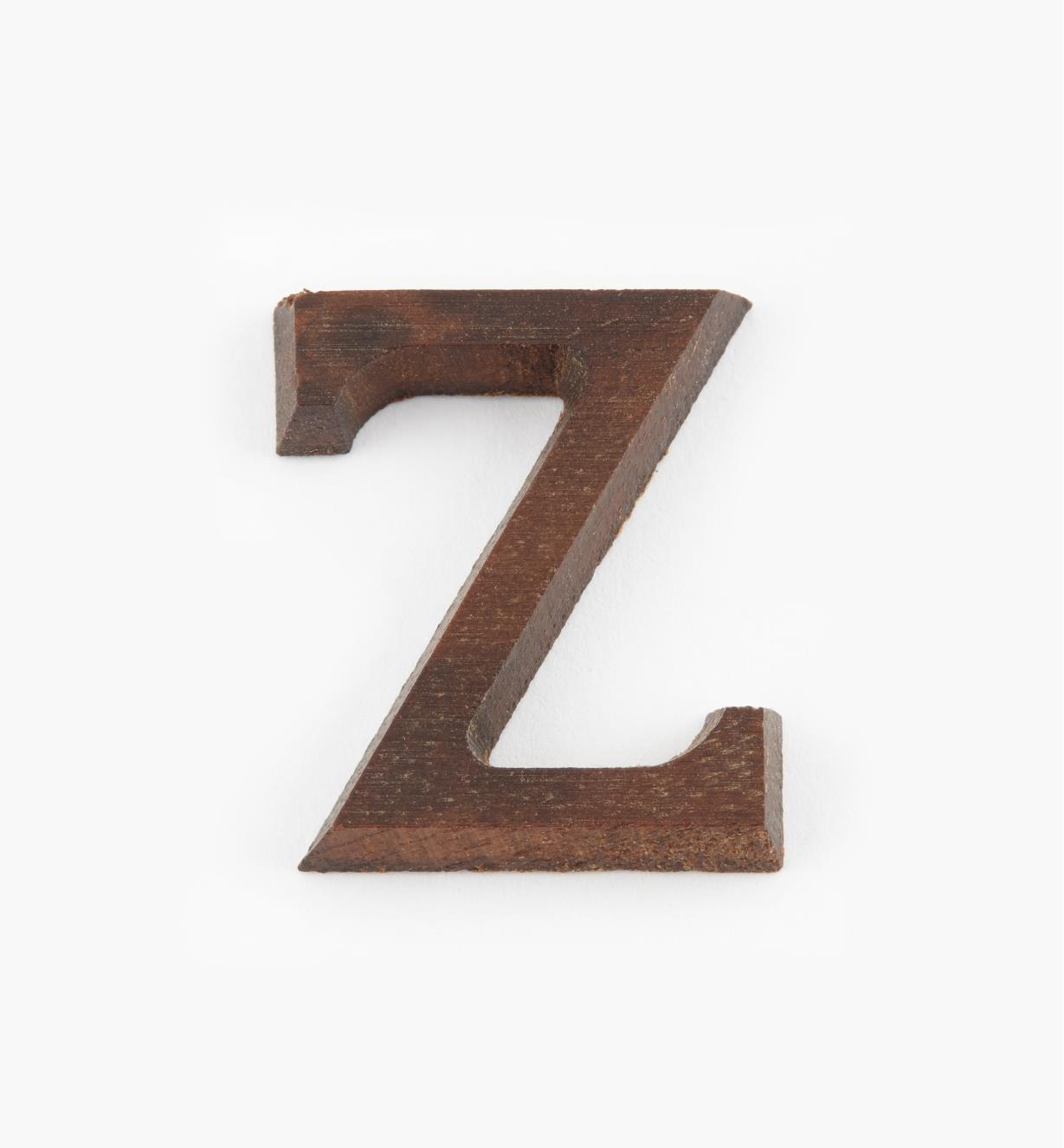 41K07Z - LettreZ–1po