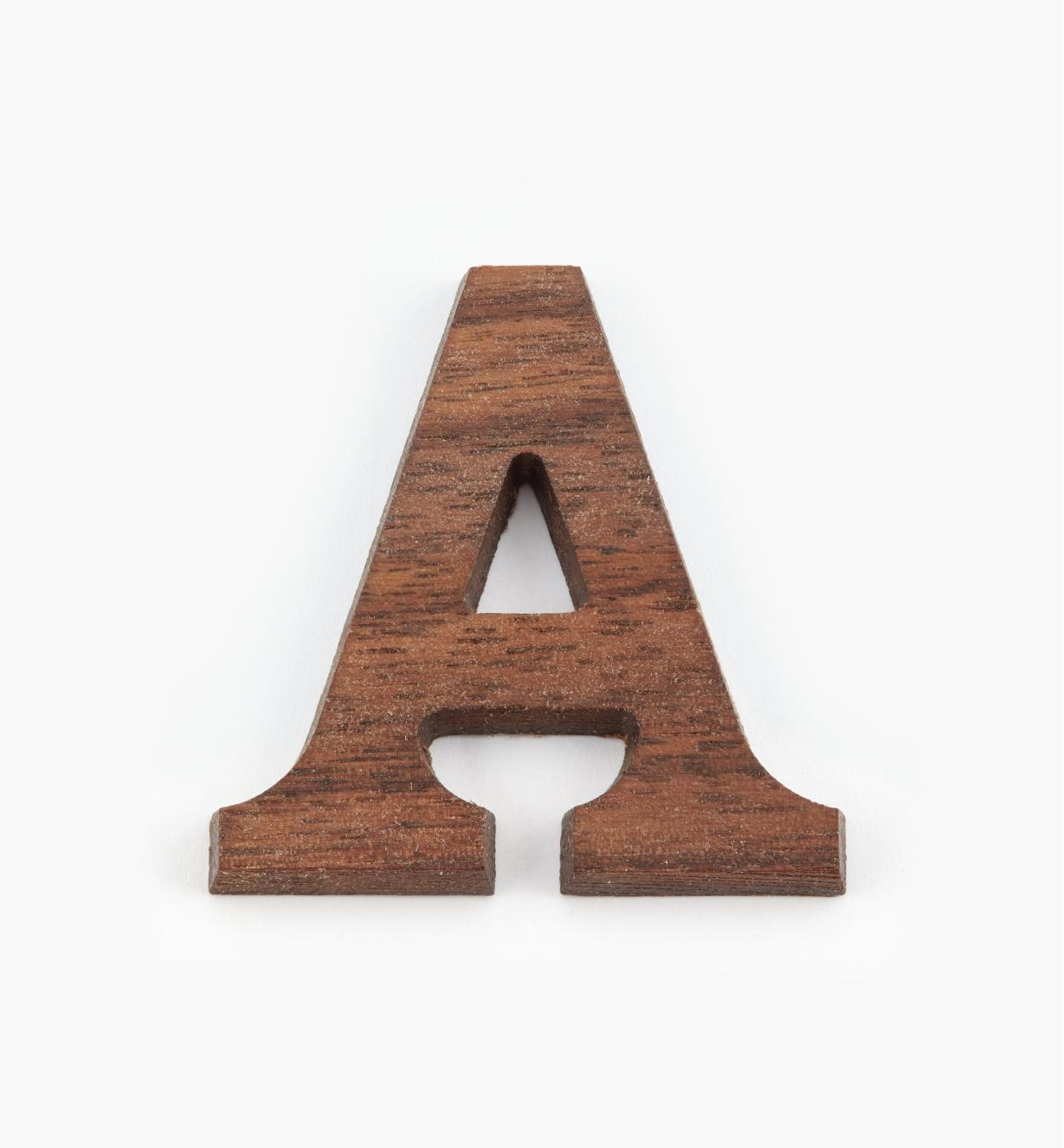 "41K08A - 1 5/8"" Letter-A"