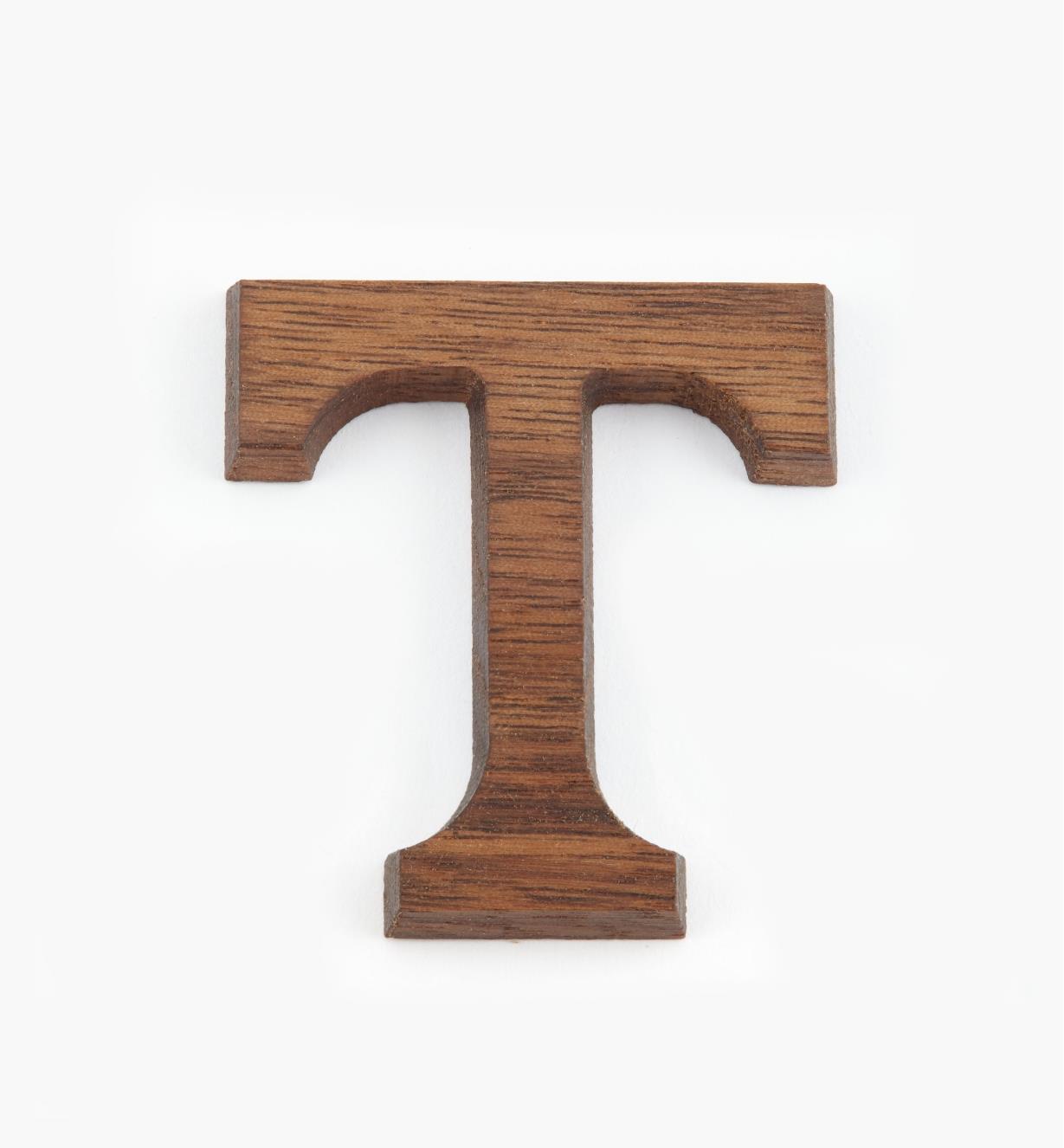 "41K08T - 1 5/8"" Letter-T"
