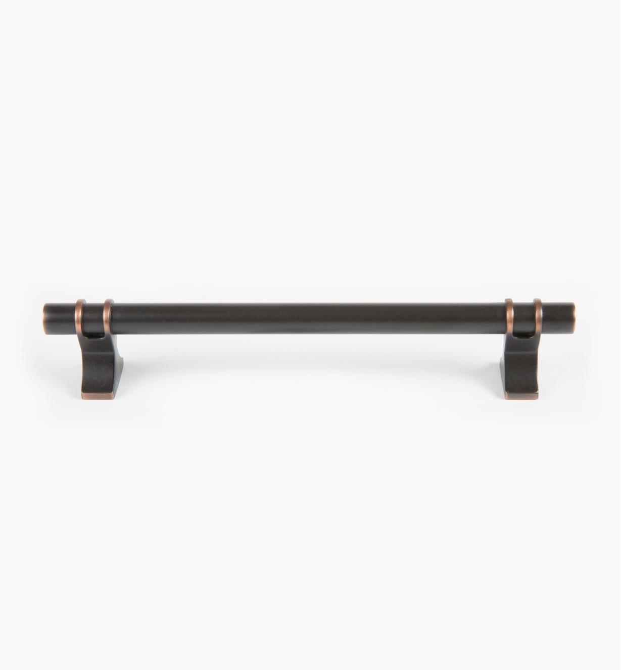 02A1439 - Poignée Davenport, 160mm (198mm), bronze huilé, l'unité