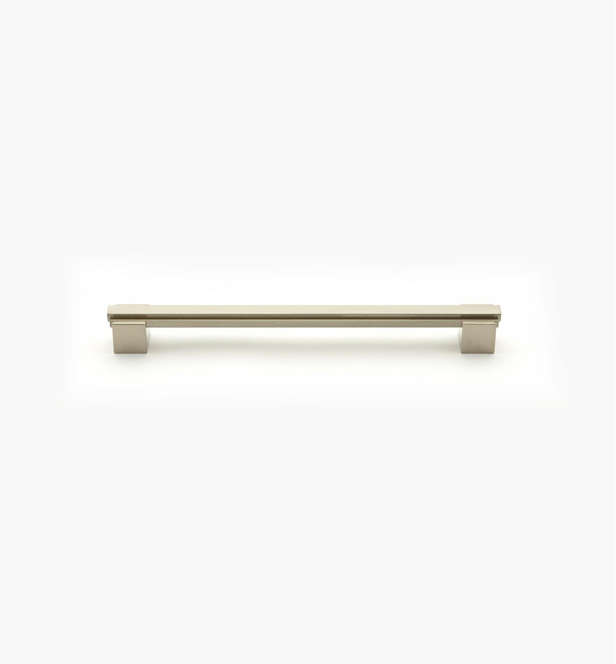 02W1363 - Chicago 256mm Satin Nickel Handle