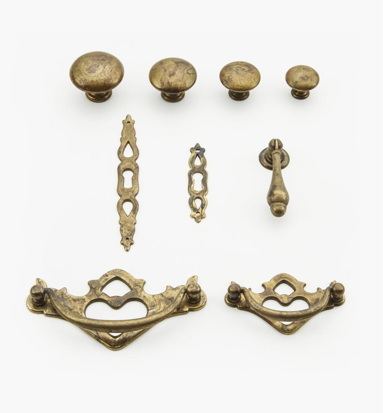 Chippendale Suite Hardware