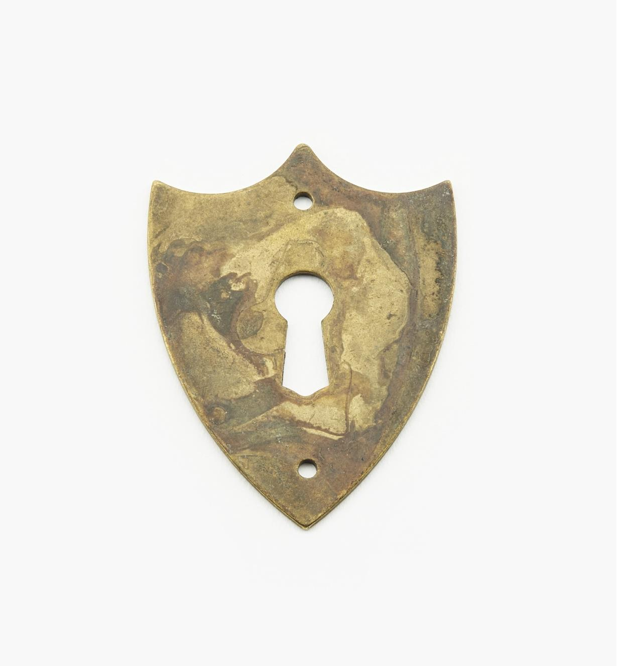 01A1923 - 42mm x 57mmOB Pressed Escutcheon