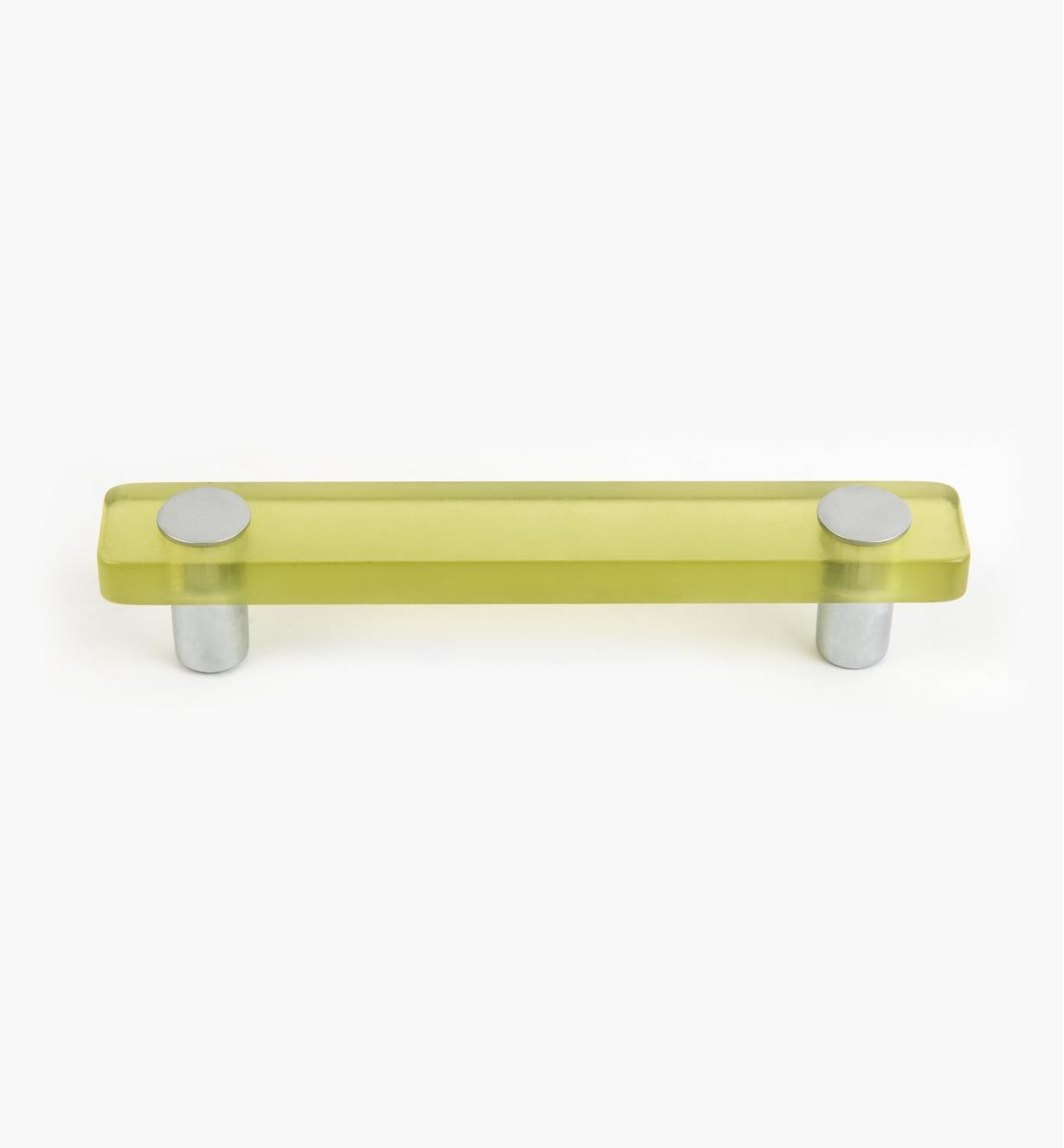 01W1152 - Malaga Hardware, Green Handle