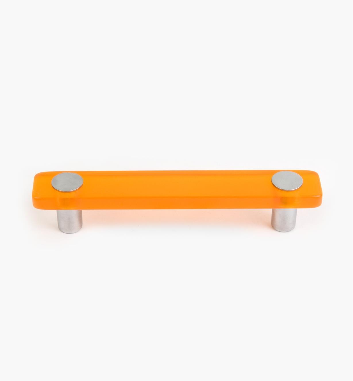 01W1172 - Malaga Hardware, Orange Handle
