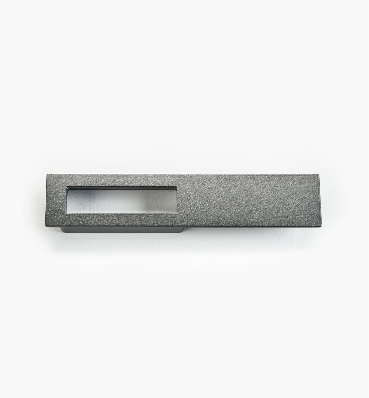 02W1677 - Graphite Mortise Pull
