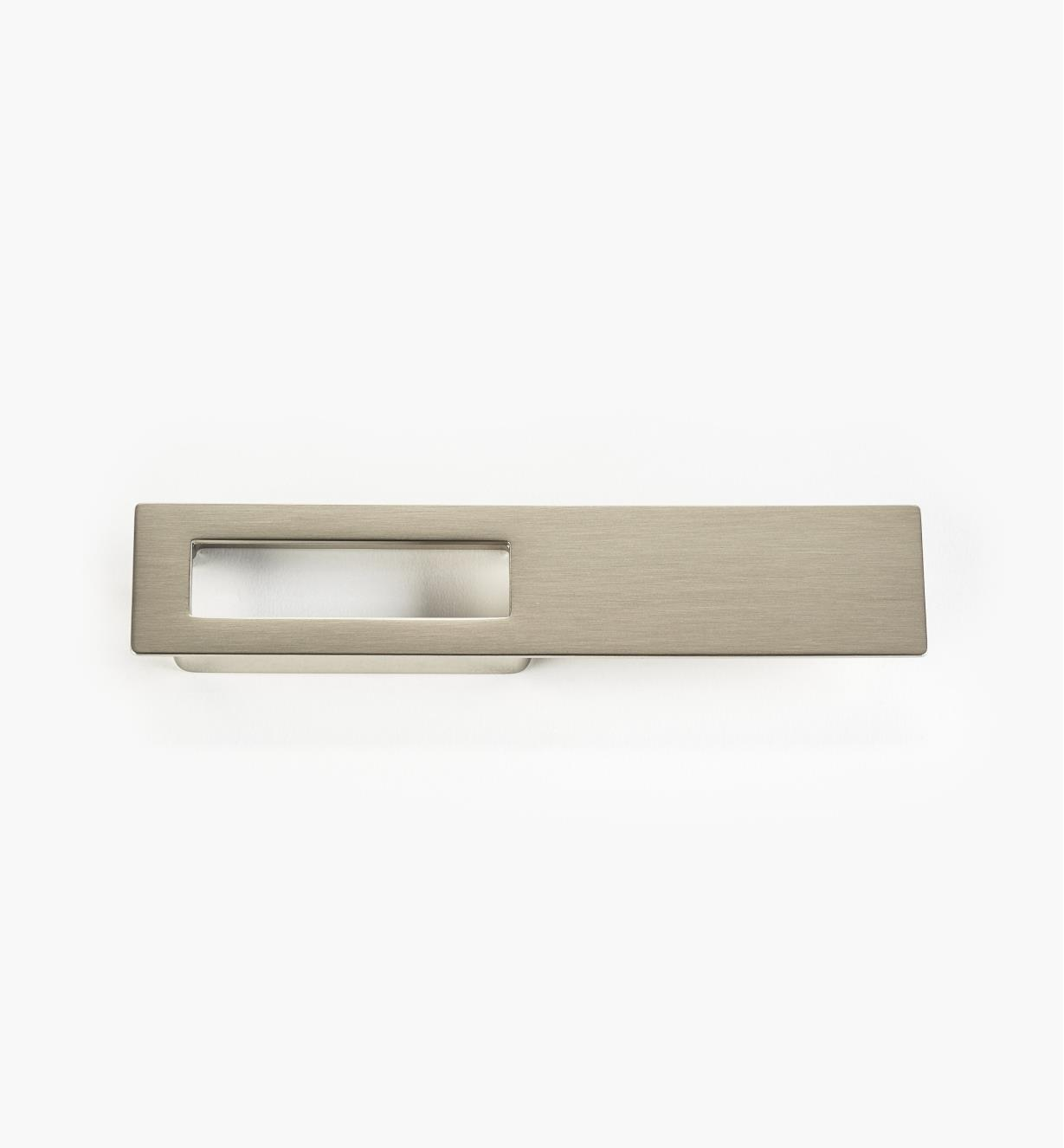 02W1678 - Satin Nickel Mortise Pull