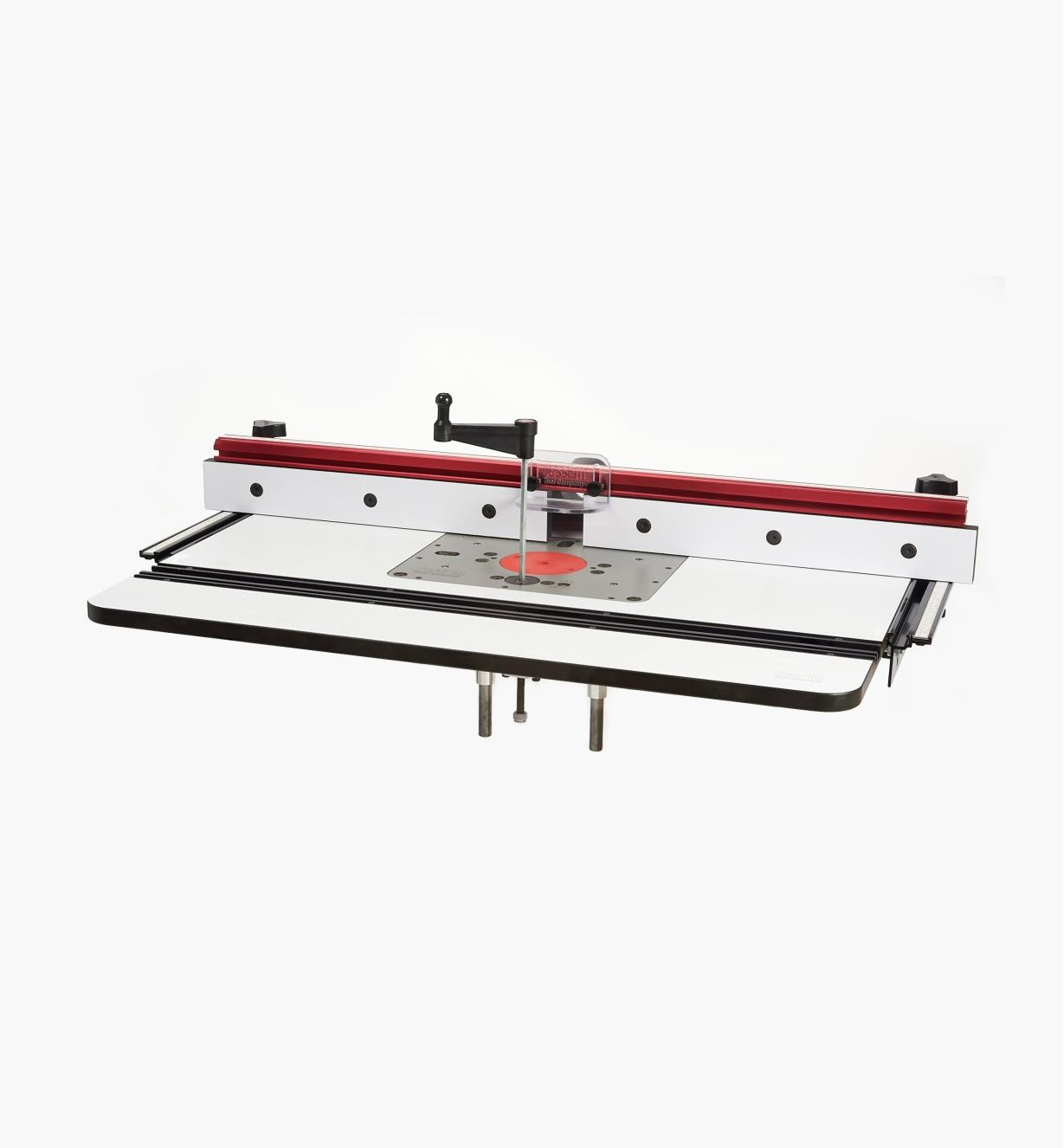 86N4212 - JessEm Rout-R-Lift II for Hitachi M12VC + Table Top & Fence