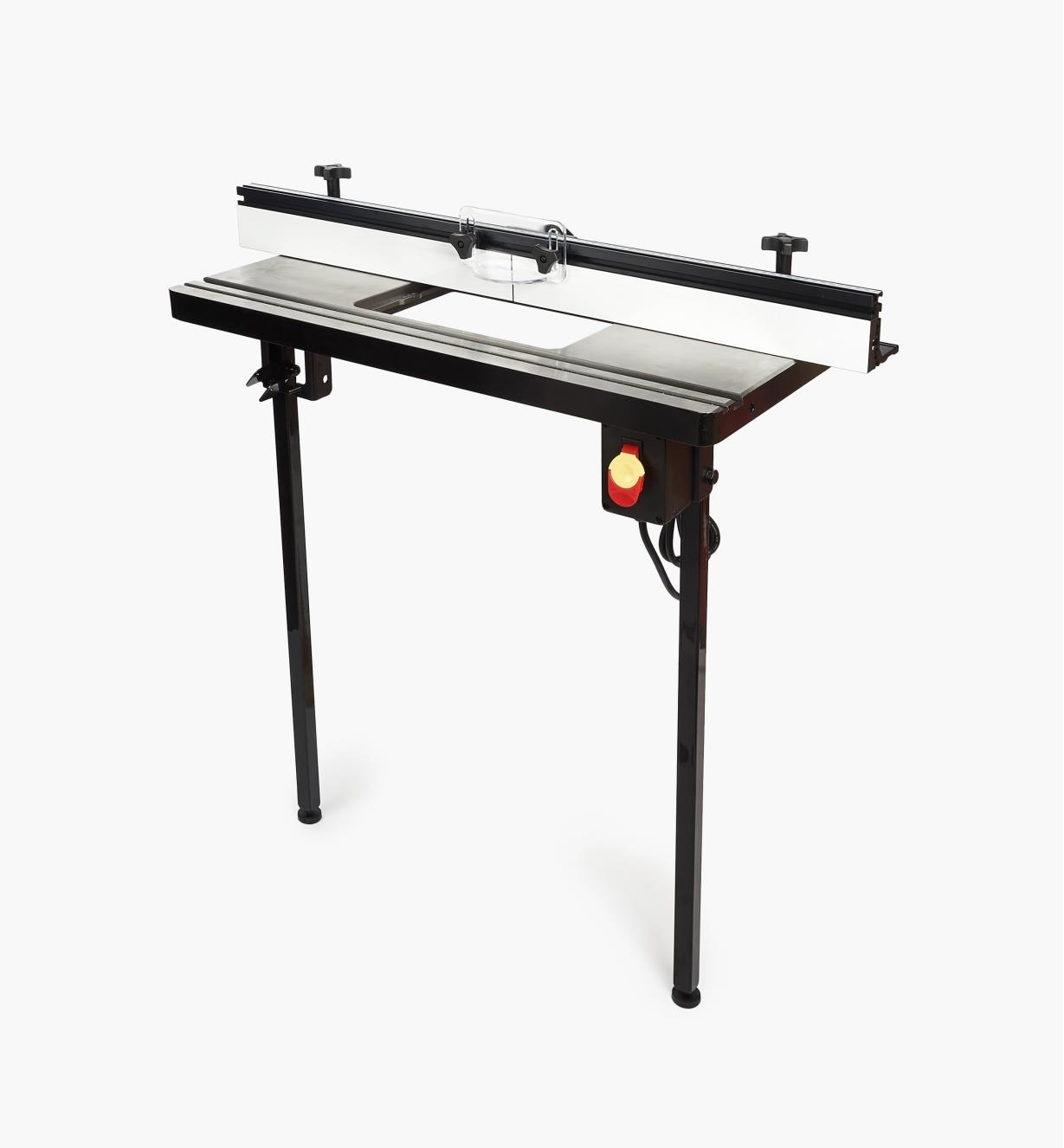 95T2550 - In-Line Router Table for the SawStop Industrial Cabinet Saw