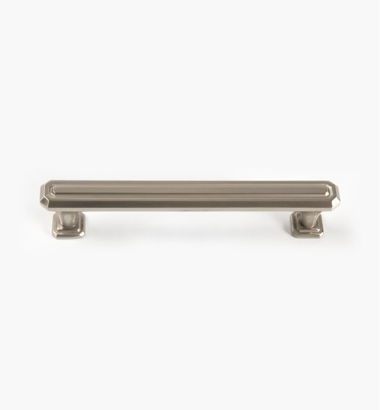 02A1629 - Wells Satin Nickel 160mm x 40mm Handle, each